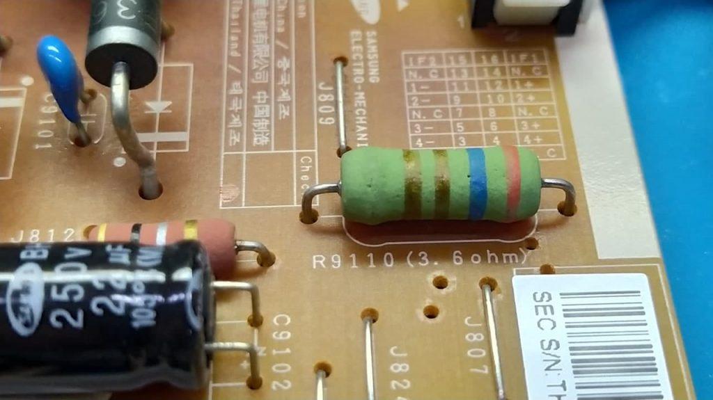 Доработка и уменьшить ток BN44-00605A