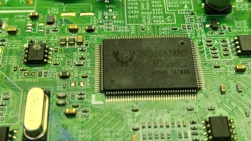 Процессор RTD2483ARD