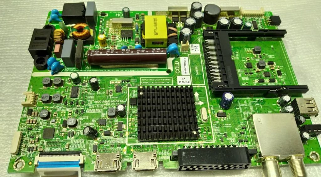 Main Board 5800-A6M31G-0P10