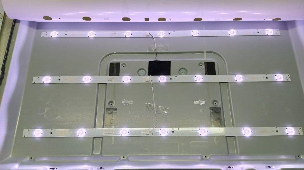 Замена подсветки Strong SRT 32HX4003