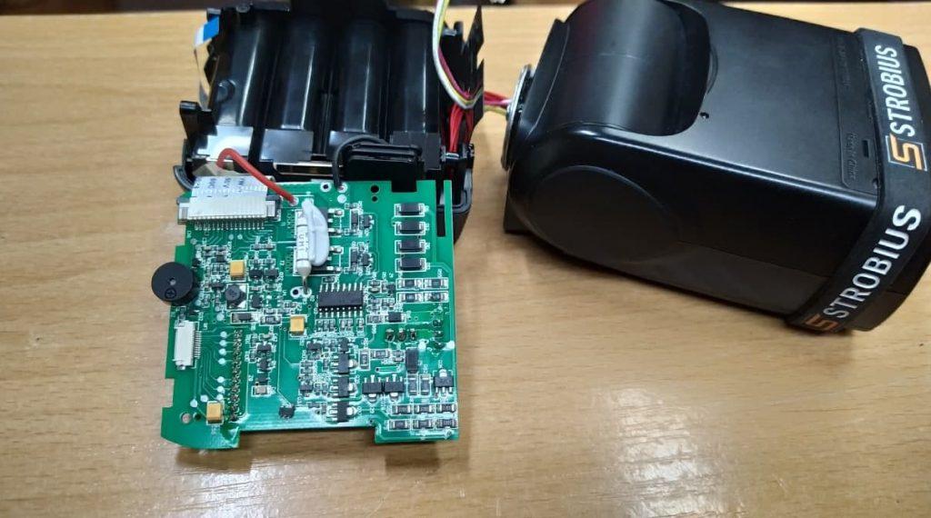 Godox TT685 не срабатывает лампа