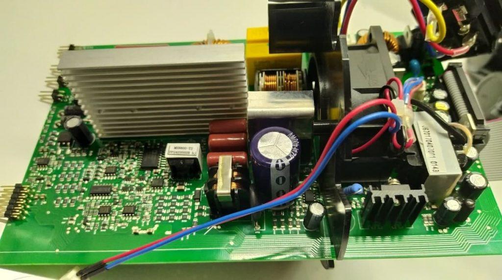 Студийная вспышка Jinbei MSN800TTL в ремонте
