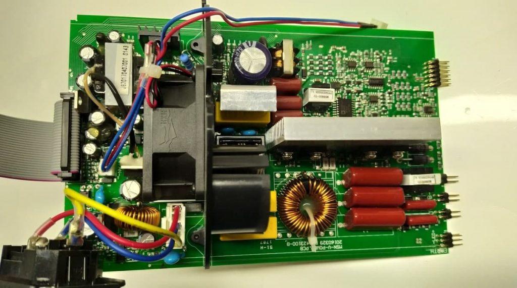 Вспышка Jinbei MSN800TTL на ремонте