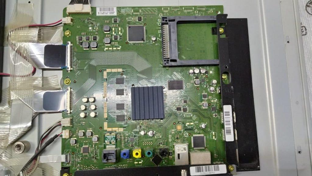 Main Board 3139 123 65324-MB/65334-SB